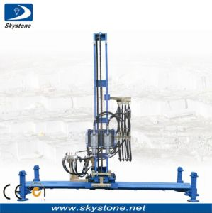 High Speed Double Hammer Rock Drill for Quarry pictures & photos