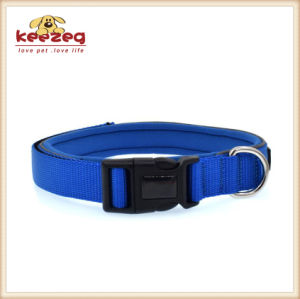 Double Side Nylon Reflective Dog Collars/ Durable (KC0092) pictures & photos