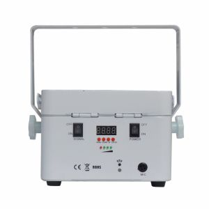 Hot Sell DJ Slim PAR Uplight Wireless DMX Rechargeable Battery Powered 6in1 12PCS LED PAR Light Wireless DMX LED PAR RGBWA UV pictures & photos