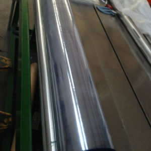 PVC Normal Clear Film 1400mm pictures & photos