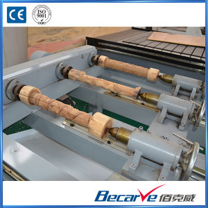 1325 Professional Wood Cylinder Carving Machine pictures & photos