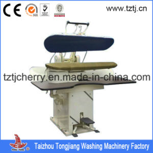 Universal Steam Press Clamping Machine for Trousers and Clothes Collar pictures & photos