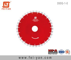 Saw Blade for Granite with Sandwich Segment--A1 Formula pictures & photos