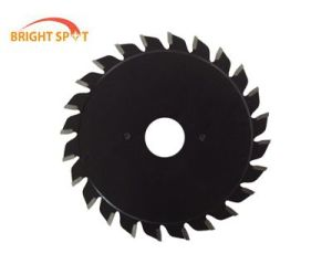 Tct Saw Blade Cutting Wood pictures & photos