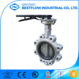 Steel Lug Type Butterfly Valves pictures & photos