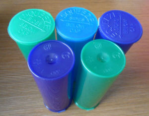 Plastic Pill Bottles 60dr Squeeze Top Vials pictures & photos