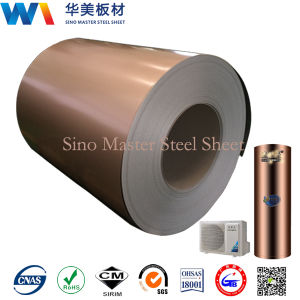 Water Heater Housing Color Coated PCM Steel Sheet pictures & photos