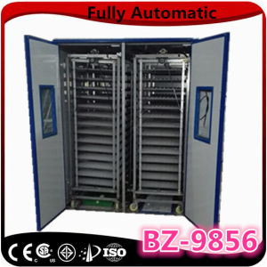 Ce Approved High Quality Automatic 9856 Chicken Egg Incubator for Sale pictures & photos