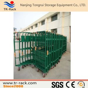Warehouse Storage Logistic Table Trolley with High Density pictures & photos