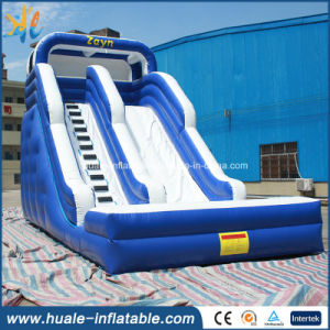 Commercial Adult Inflatable Water Slide with Pool Big Water Slides for Sale pictures & photos