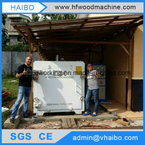 Drying Wood by High Frequency Vacuum Dryer Machine From China pictures & photos