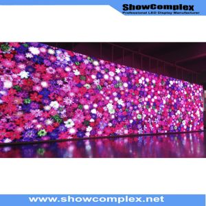 Slim Full Color Outdoor Indoor Full Color Rental LED Screen (500*500mm/500*1000mm P3.9) pictures & photos
