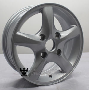 Alloy Wheels 14-Inch 63.3 Car Parts for All Car pictures & photos