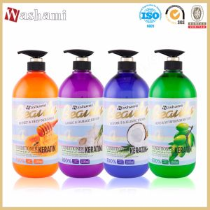 2016 Hot-Selling Washami Beauty Keratin Shampoo Conditioner pictures & photos