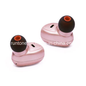 Hot Sale True Wireless Bluetooth Earphone pictures & photos