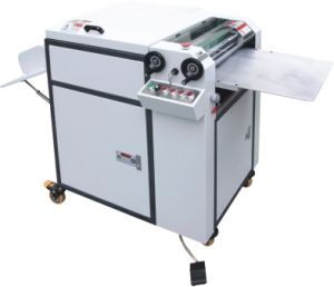 2017 Pop Small Size Manual UV Coating Machine with Ce (SGUV-480) pictures & photos