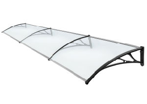 Elegant Shade DIY Solid Polycarbonate Plastic Awning Canopy pictures & photos
