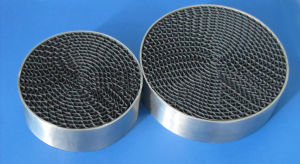 Metal Honeycomb Catalyst Carrier pictures & photos