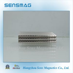 ISO Factory of N35~N55 Strong Rare Earth Permanent NdFeB Magnet Neodymium Ring Magnet for Motor, Rotor, Pump, Speaker pictures & photos