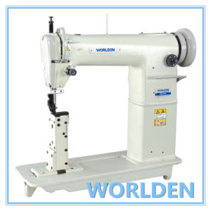 WD-810/820 High Speed Single/Double Post Bed Sewing Machine pictures & photos