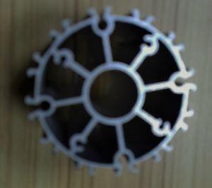 Aluminium Tube with Screw Holes pictures & photos