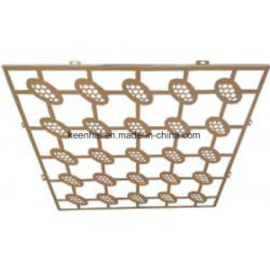 Interior Laser Cut Aluminum Wall Cladding Panels for Decoration pictures & photos