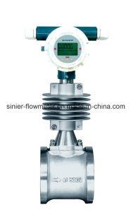 Low Price Vortex Flow Meter for Water / Vortex Flowmeter pictures & photos