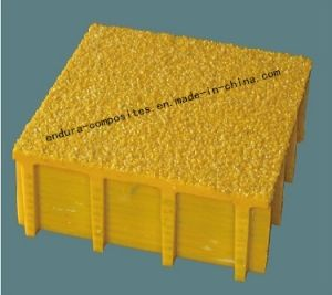 GRP/FRP Grating/ Molded Grating/Covered Grating pictures & photos