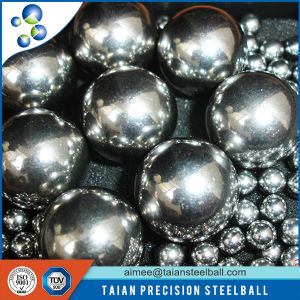 "Factory High Quality AISI1010 Carbon Steel Ball 6.35mm 1/4"" pictures & photos"