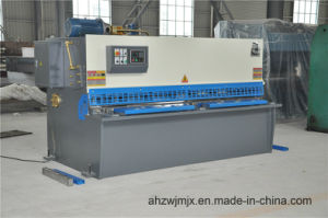 QC11k 8*2500 Hydraulic CNC Guillotine Shearing Machine pictures & photos