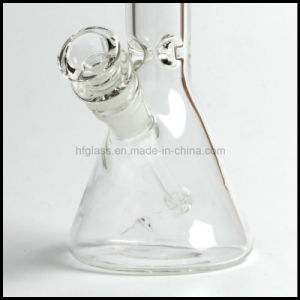 "Hfy Glass Zob Showerhead Perc Beaker Pipes Glass 9"" Rasta Water Pipes pictures & photos"