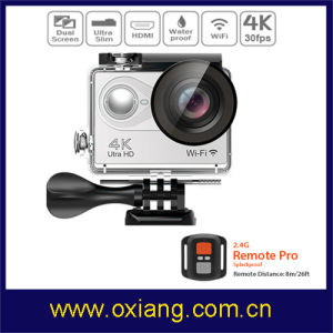 4k 30fps Sport Camera WiFi Sport Action Camera Ox-H9plus pictures & photos