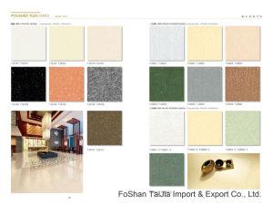 Double Loading Crystal Polished Porcelain Ceramic Tiles (TJ6801) pictures & photos