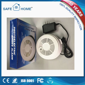 Household Security Protection Alarm Smoke Detector pictures & photos