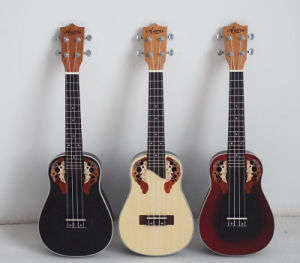 Wholesale Price OEM ODM Colour 24 Inch Ovation Ukulele for Sale pictures & photos