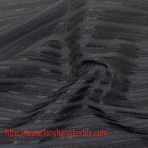 Polyester Jacquard Fabric Nylon Fabric Garment Fabric for Woman Dress Curtains pictures & photos