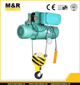 Manufacturer Direct 1500kg Wire Rope Electric Hoist pictures & photos