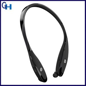 2017 Newest Noise Cancelling CSR 4.0 Sports Neckband Stereo Wireless Interphone Bluetooth Earpiece pictures & photos