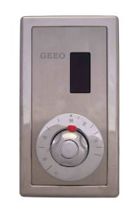 Geeo Automatic Thermostatic Shower Sensor with Temperature Dial HD302 pictures & photos