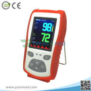 Yspo360 Medical Hospital Hot Sale Cheap Mini Portable Handheld Palm Pulse Oximeter pictures & photos
