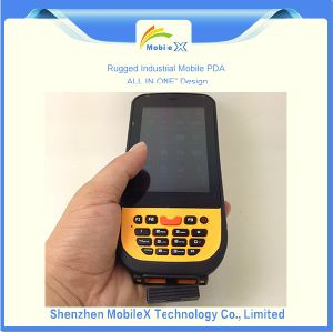 Handheld Mobile Computer, IP65 PDA, Barcode Scanner, Printer pictures & photos