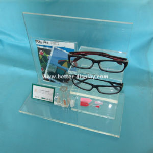 Rotating Acrylic Sunglasses Display Stand Btr-E1020 pictures & photos