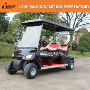 China, New, Tourists, Small, Golf, Smart, Mini, Passenger, 4 Seats, Electric Car pictures & photos