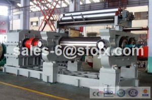 "Rubber Sheet Mixing Mill with Two Rollers (26"" roller) pictures & photos"