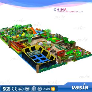 New Design Jumping Indoor Trampoline Park for Children (VS6-160307-201A-31B) pictures & photos