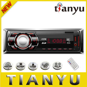 Fixed Panel Car MP3 with LED Screen Bluetooth Phone pictures & photos