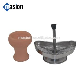 Hookah Accessories Charcoal Holder Heart-Shaped Shisha Charcoal Holder for Sale. pictures & photos