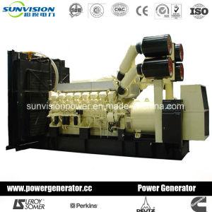 Mitsubishi Generator, Generating Set 1500kVA with Mitsubishi Engine pictures & photos