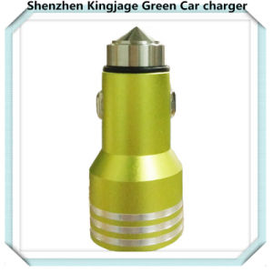 5V 2.4A Dual USB Car Charger for Phone