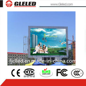 Hot Sale LED Full Color Screen pH 10mm Outdoor Waterproof Display LED pictures & photos